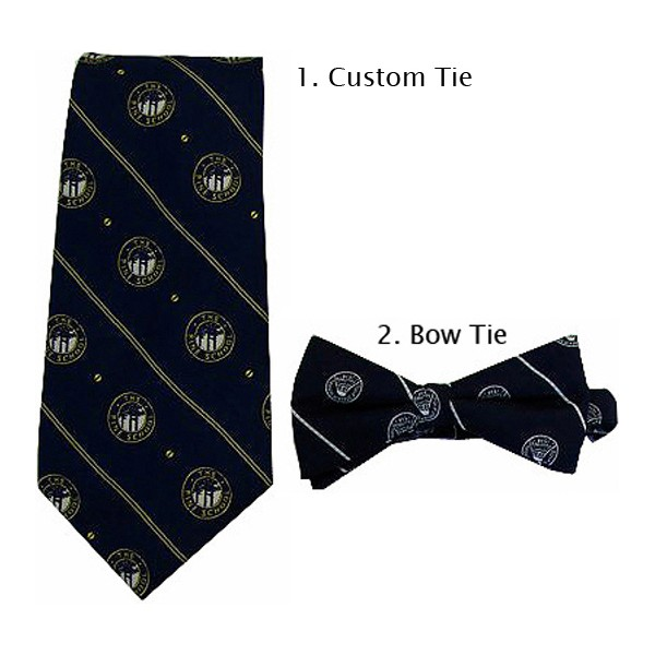 personalized products custom tie