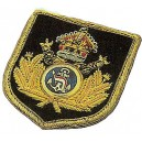 Admiral's Shield Blazer Patch