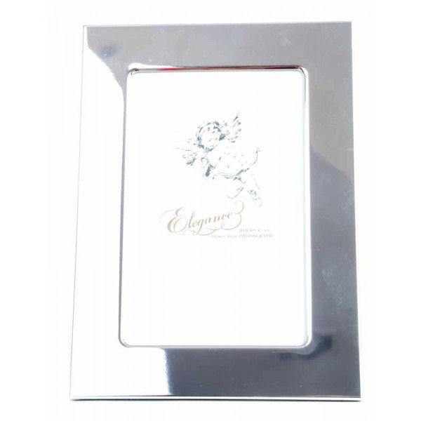 silver plated non tarnished picture frame - Engraved Frame